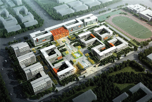 Taiyuan No.5 Middle School New Campus Project