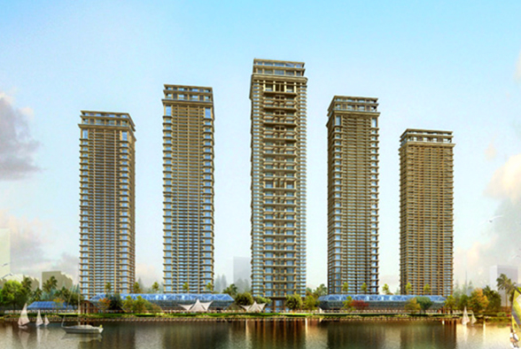 Dijinyuan Commercial real estate project in Xiamen City