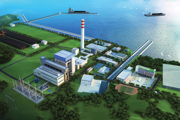 Banten Serang power station 1×670 MW coal-fired power plant project of Indonesia