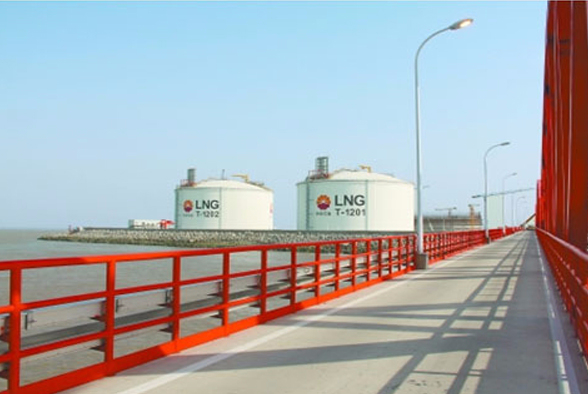 China Huanqiu Contracting & Engineering Corporation's LNG project