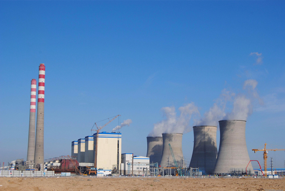 Chinese Chiping Xinyuan 6×660MW supercritical power plant project